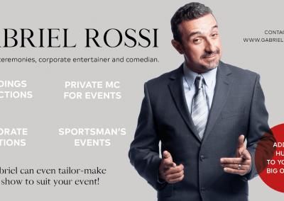 """GAB ROSSI """"WEBSITE DEVELOPMENT & SOCIAL MEDIA MARKETING"""""""